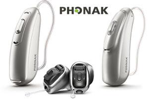 מכשירי שמיעה Phonak